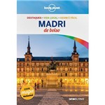 Lonely Planet de Bolso Madri - 1ª Ed.