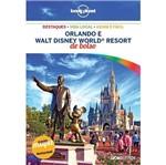 Lonely Planet Orlando e Walt Disney World - Bolso - Globo