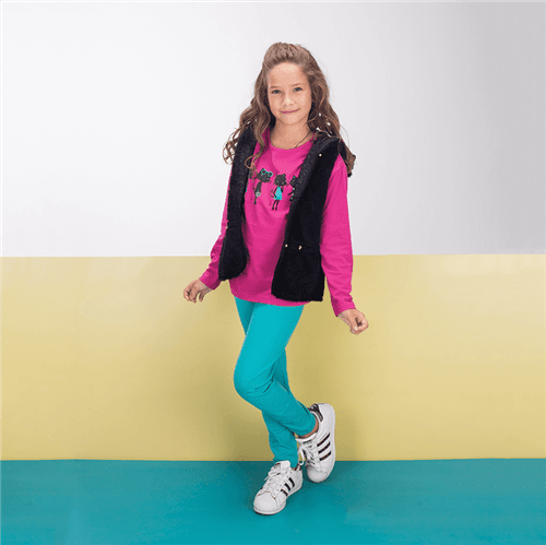 Look Raposinhas Fashion 759