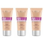 Loreal Bb Cream Médio 30ml (kit C/03)