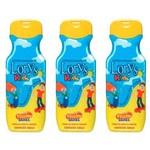 Lorys Kids Yellow Condicionador Infantil 500ml (kit C/03)