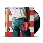 LP Bruce Springsteen Born In The Usa