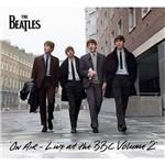 LP Triplo: The Beatles - Live At The BBC Volume 2