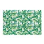 Lugar Americano Verde 43,5x28,5cm Leaf 7139 Lyor