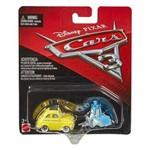 Luigi e Guido Miniaturas Diecast Carros 3 - Mattel Ffj52