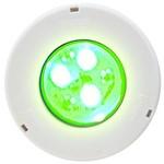 Luminária Hiper Led RGB 9 W - Corpo ABS - Frontal ABS