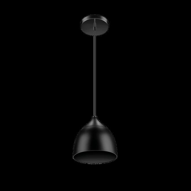 Luminária LED Pendente 9w 6500k Preto 48LPPR9BFB00 Elgin