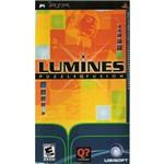 Lumines Puzzle Fusion - Psp