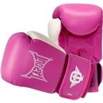 Luva de Boxe Tapout 14 Oz Rosa