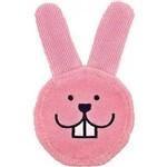 Luva Limpeza Boca Gengiva Oral Care Rabbit 0+m Rosa Mam 8514