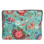 Luva para Laptop Floral Russo Jade