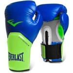 Luva Pro Style Elite Training 12 Oz Azul/verde