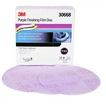 3m Purple Finishing Film Hookit Disc, 6 Pol., Grão P1200 (1 Un.)