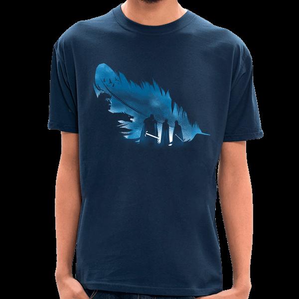 MA - Camiseta I The Ice Feather - Masculina - P