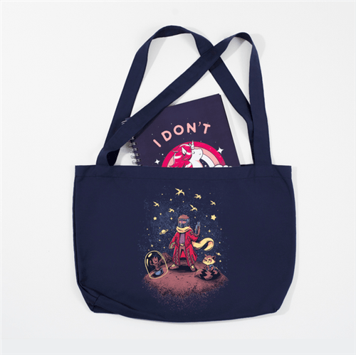 MA - Totebag Baby Groot Little Prince