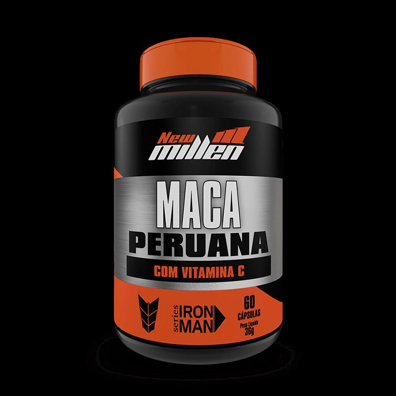 Maca Peruana (60caps) New Millen