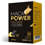Maca Power 1200mg Maxinutri - 60 Cápsulas