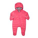 Macacão Microfibra Pink P