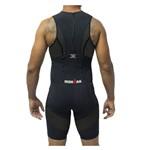 Macaquinho Compressão Triathlon X-PRO DX3 Masculino PT-CH