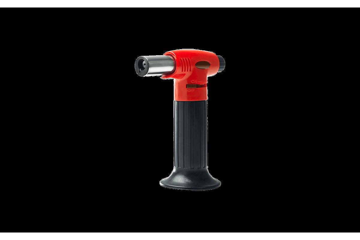 Maçarico Recarregável 13,5 Cm Glacê 13,5 Cm Vermelho Brinox
