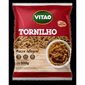 Macarrão Integral Tornilho 500g