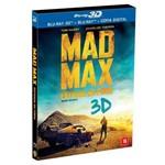 Mad Max - Estrada da Fúria - Blu-Ray 3D + Blu-Ray + Cópia Digital