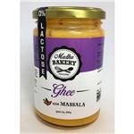 Madhu Bakery - Ghee - Oleo Butirico de Manteiga Clarificada 300g - Massala
