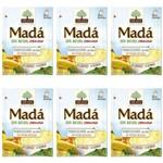 Mãe Terra Sopa Natural Mandioca C/ Ervas 17g (kit C/06)