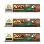 Mãe Terra Zooreta Biscoito Orgânico Integral Cacau 110g (kit C/03)