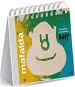 Mafalda - Calendario 2017 - Azul