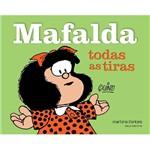 Mafalda Todas as Tiras - Martins