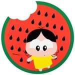 Magali Toy Mouse Pad Vermelho/multicor