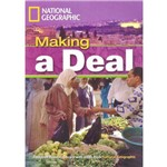 Making a Deal - Footprint Reading Library - American English - Level 3 - Book