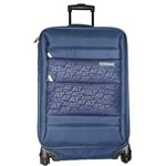 Mala American Tourister By Samsonite Azul -M-