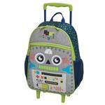Mala C/carrinho G Pack me Robot