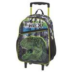 Mala C/carrinho G Pack me T- Rex