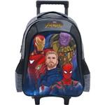 Mala com Rodas 14 Avengers Doomed - 7501 - Artigo Escolar
