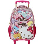 Mala com Rodas Xeryus Tam 16 Hello Kitty Tiny Bears - 7860