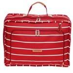 Mala Vintage Navy Star - Vermelho - Masterbag