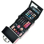 Maleta de Maquiagem Colour Play Beauty Collection Pink - Markwins