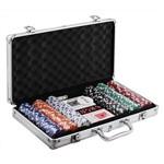 Maleta Poker 300 Fichas Western Games