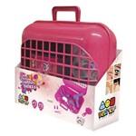 Maleta Kit Instituto de Beleza com Secadorzinho e Escovinha 9018 - Bell Toy