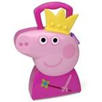 Maleta Peppa - Kit Joias da Princesa Peppa