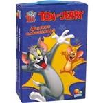 Maleta Tom And Jerry - Col. Minha Maletinha de Licenciados - 4 Livros Cartonados