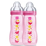 Mamadeiras MAM Easy Active 330ml (02 Unidades)