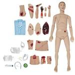 Manequim Simulador Avançado de Trauma Anatomic - Tgd-4011