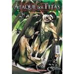 Mangá Ataque dos Titãs - Volume 7