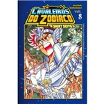 Mangá Cavaleiros do Zodíaco - Saint Seiya - Volume 8 JBC