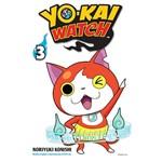 Mangá Yo Kai Watch - Volume 3 Panini