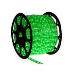 Mangueira de LED 100 Metros Verde